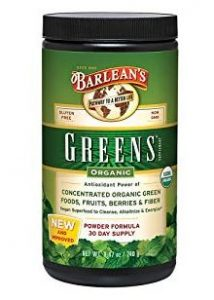 Barlean's Greens Reviews